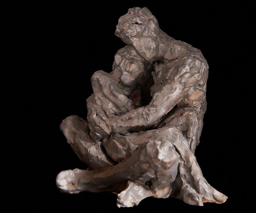 08 escultura Jorge Egea