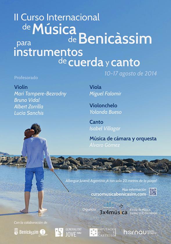 II Curso Internacional de Música de Benicàssim